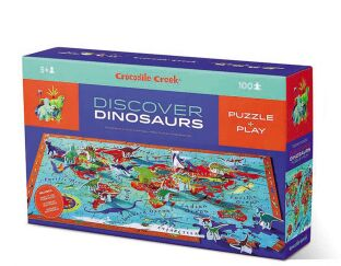 Discover Dinosaurs Puzzle and Play