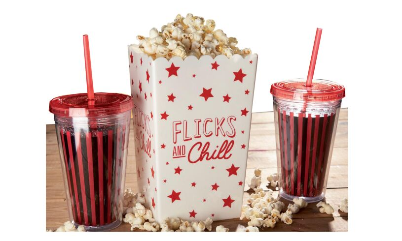 Fizz Creations Flicks and Chill Set