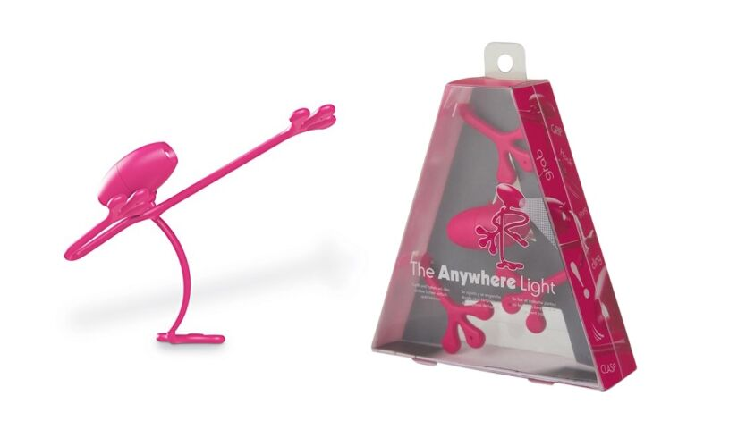 Pink Anywhere Light