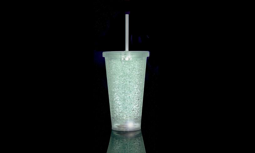 Light Up Freezer Tumbler