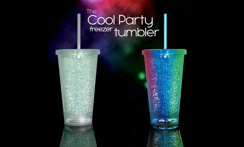 Light Up Drinking Cup