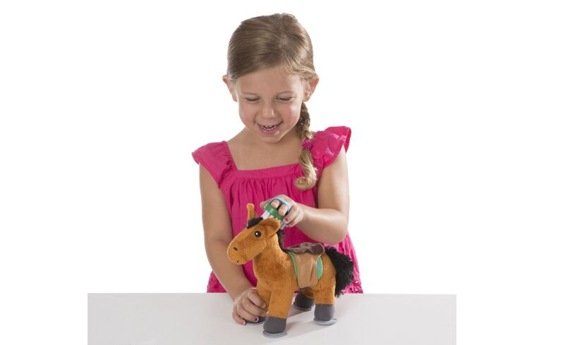 Horse Care Play Set Lifestyle