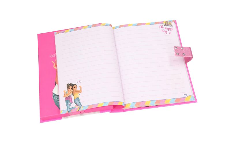 Depseche Lockable Secrets Journal Keypad