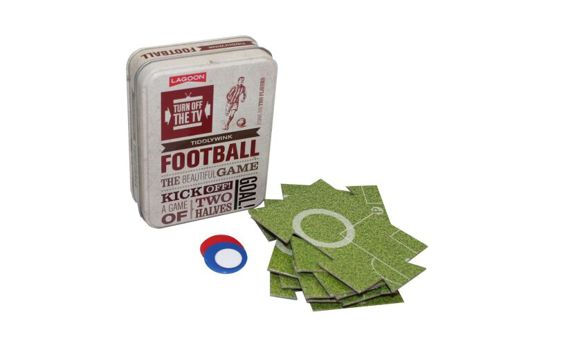 Tiddlywink Football