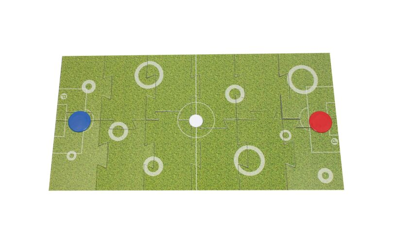 Football tiddly winks