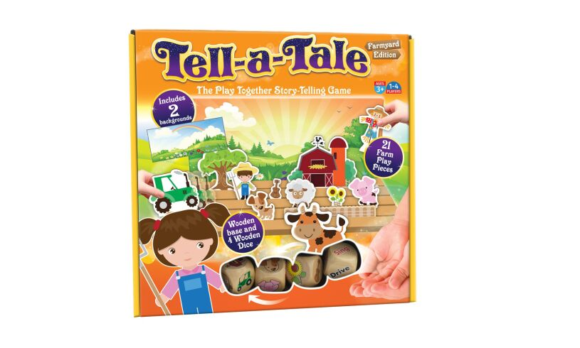 Tell a Tale Farmyard Box