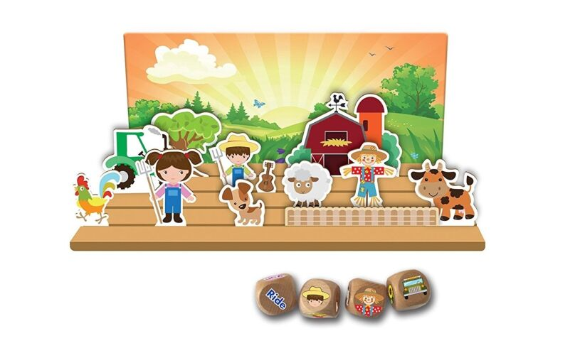 Tell a Tale Farmyard Contents