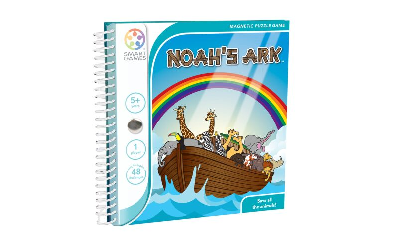 Noah's Ark - Magnetic Puzzle Game