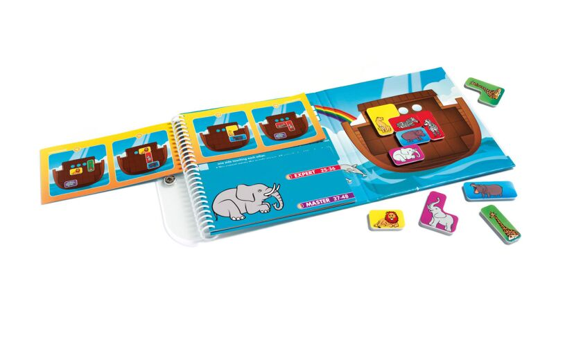 Smart Games Noah's Ark - Magnetic Puzzle Game