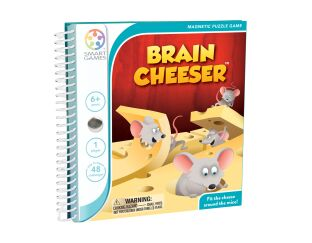 Brain Cheeser - Magnetic Puzzle Game