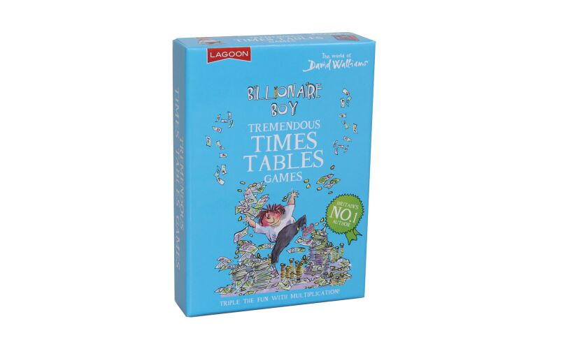 Billionaire Boy Tremendous Times Tables Games