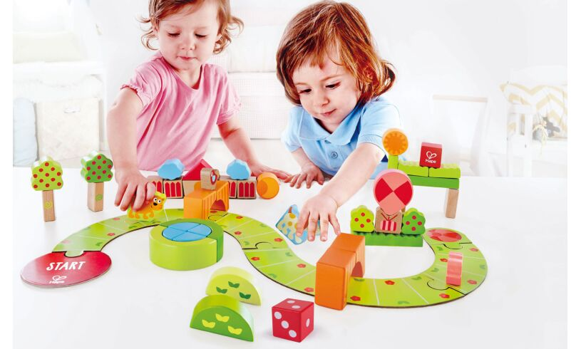 Hape Sunny Valley Play Blocks