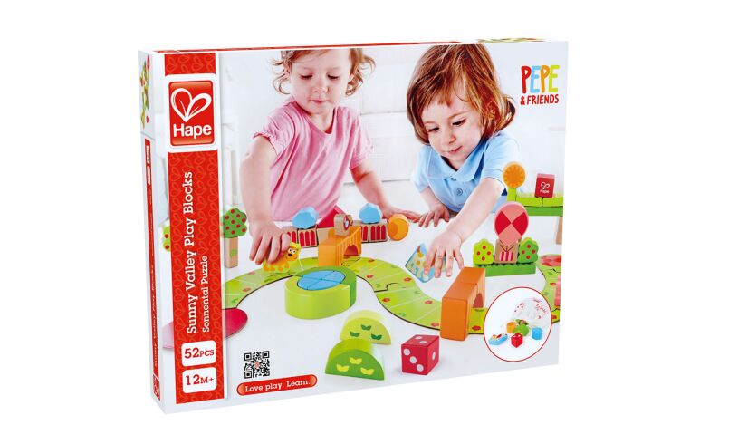 Sunny Valley Play Blocks E0449
