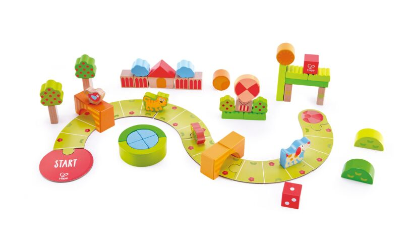 Hape Sunny Valley Play Blocks E0449