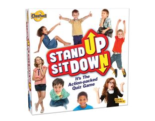 Stand Up Sit Down Quiz Game