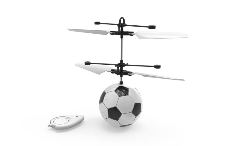 Heliball Footy