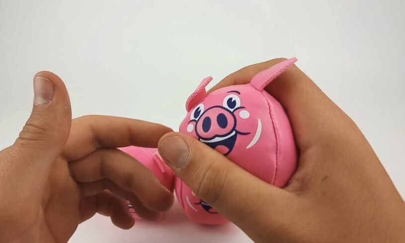 Juggling with pigs