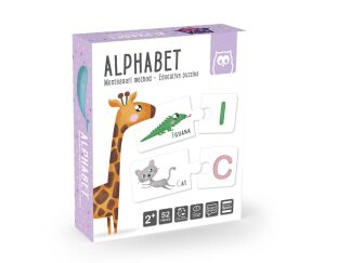 Alphabet Montessori Method