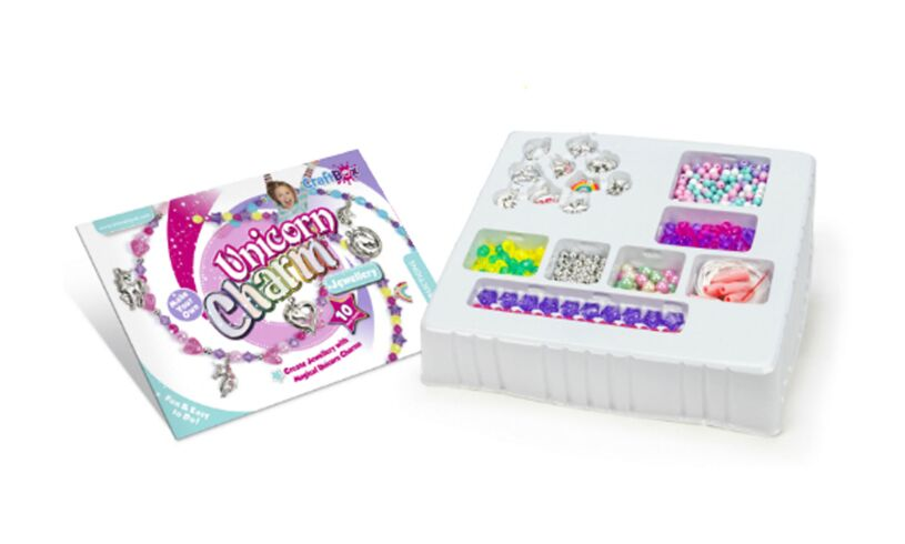 Unicorn Charm Jewellery Kit