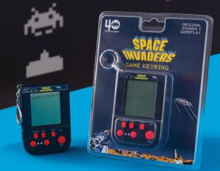 Space Invaders Miniature Game