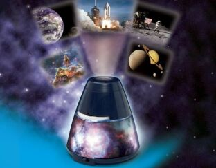 Space Explorer Room Projector