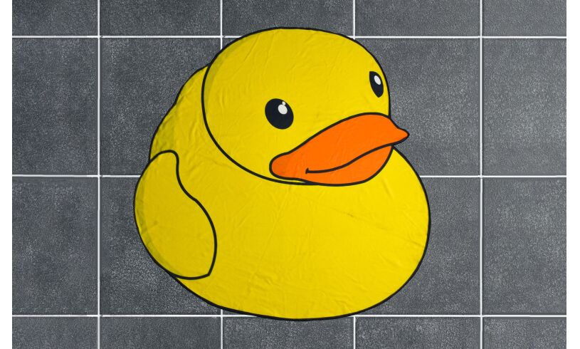 Giggle Beaver Duck Bath Towel