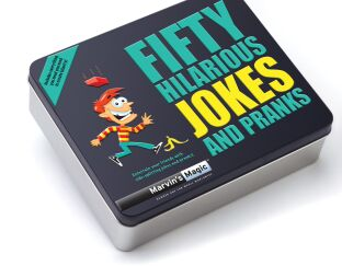 Fifty Hilarious Jokes and Pranks