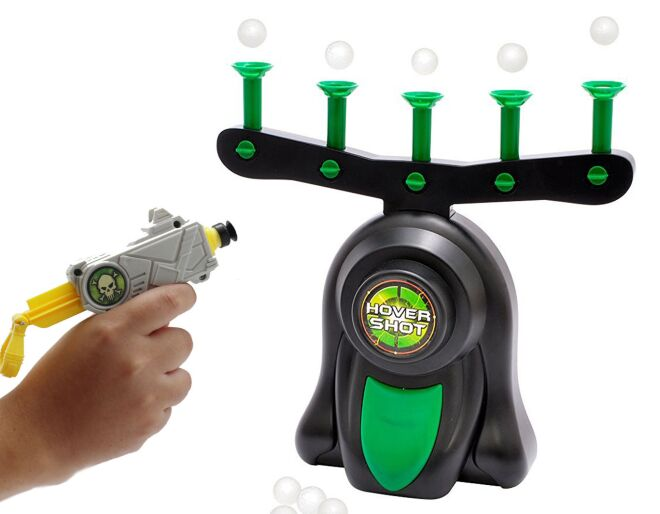 Air Shot Hovering Ball Shooting Game