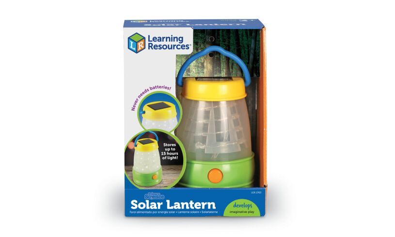 Solar Lantern Learning Resources