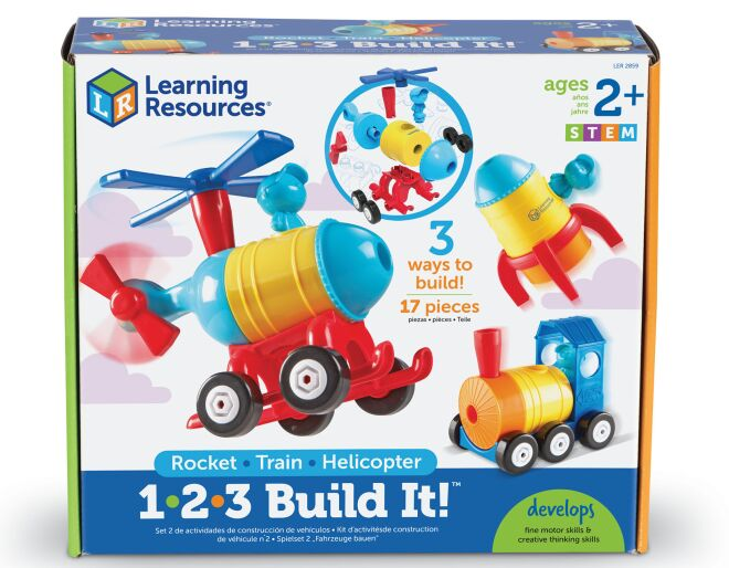 1 2 3 Build It Learning Resources