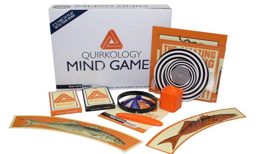 Quirkology Mind Games