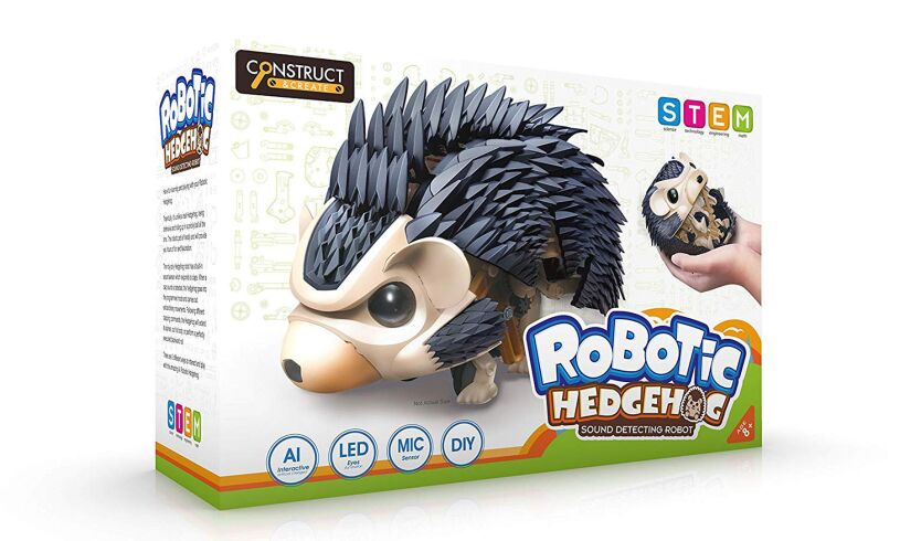 Build your own Robotic Hedgehog