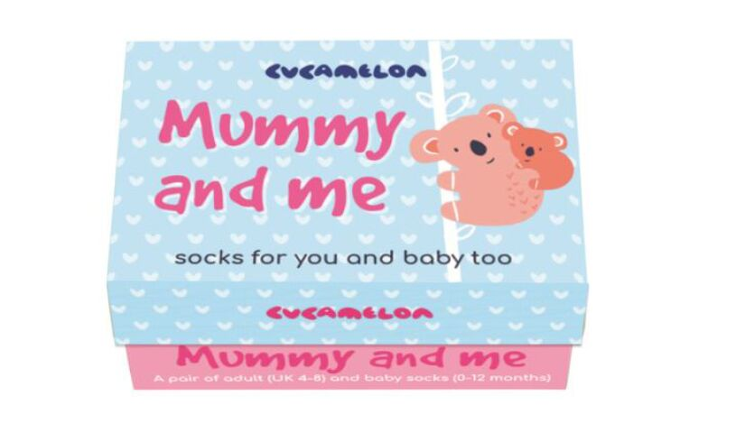 Mummy and Me Socks