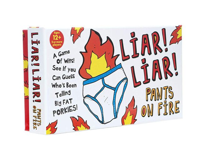 Liar Liar Pants on Fire Game