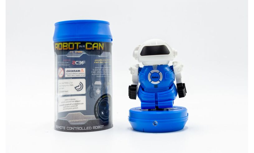 Robot in a Can