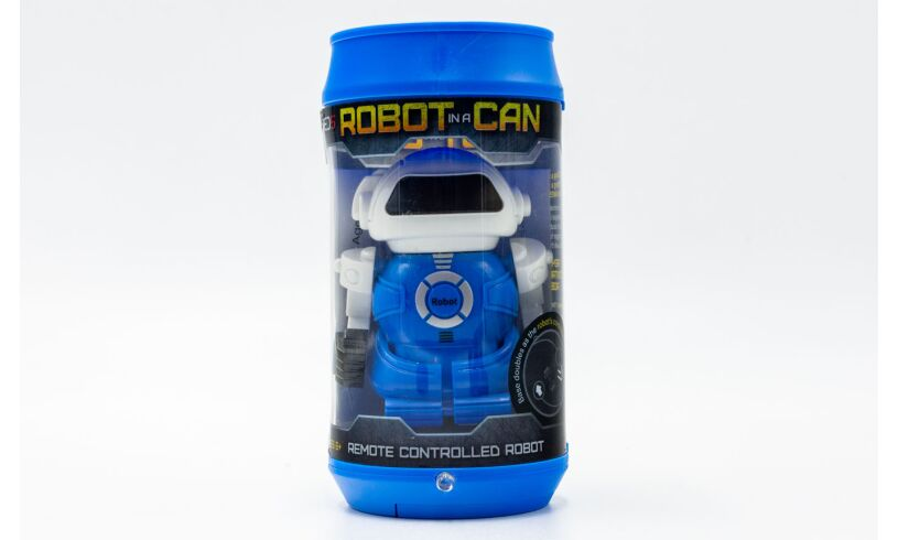 Red5 Robot in a can