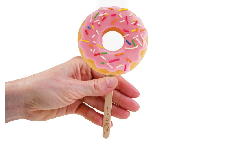 Doughnut Lolly