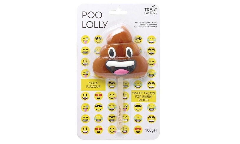 Treat Factory Poo Lolly