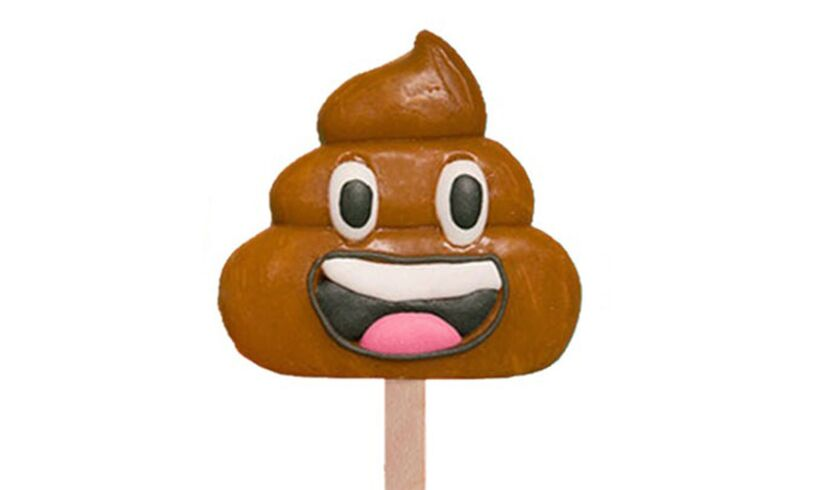 Cola Poo Lolly