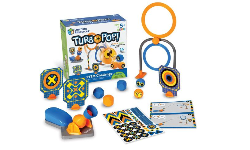 Turbo Pop Game