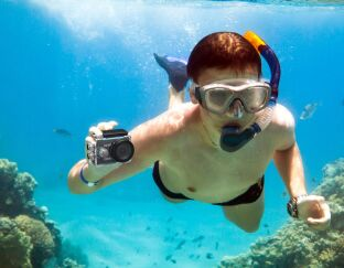 Discovery Adventures Action Camera