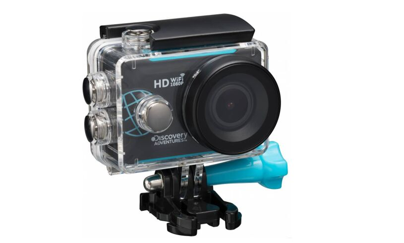 Discovery Adventures Wifi Action Camera