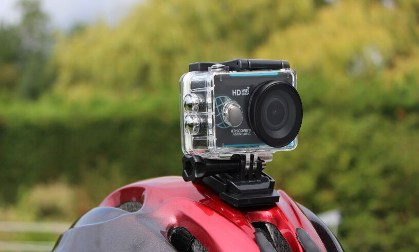 Discovery Adventures 1080 Action Camera