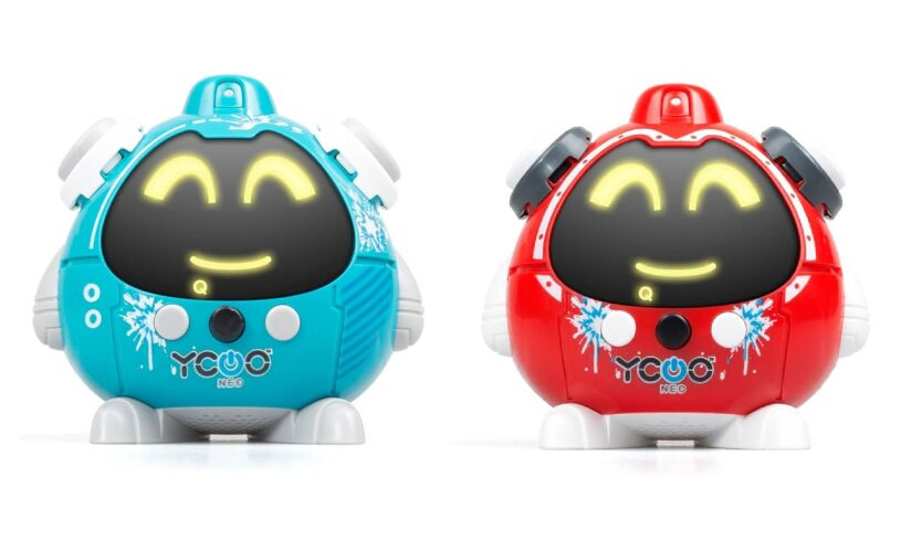Quizzie Squirting Robot