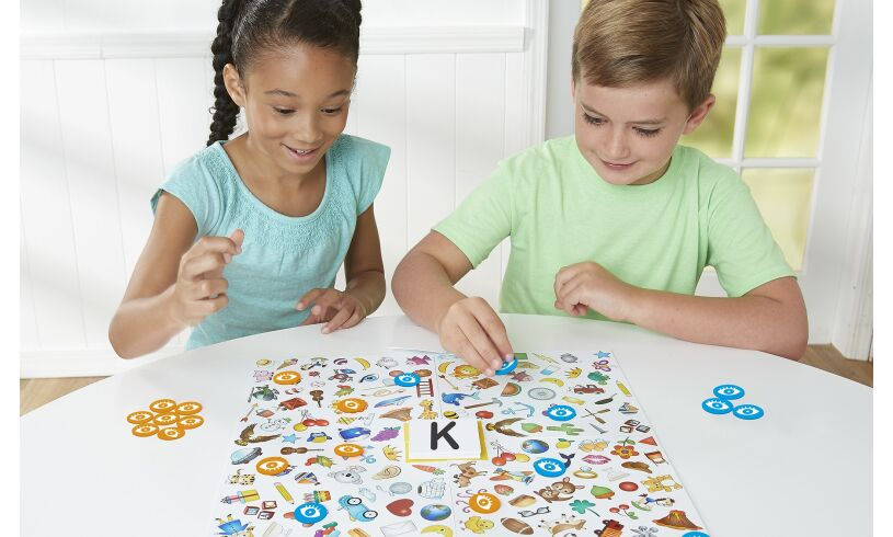 Eye Spy Board Game