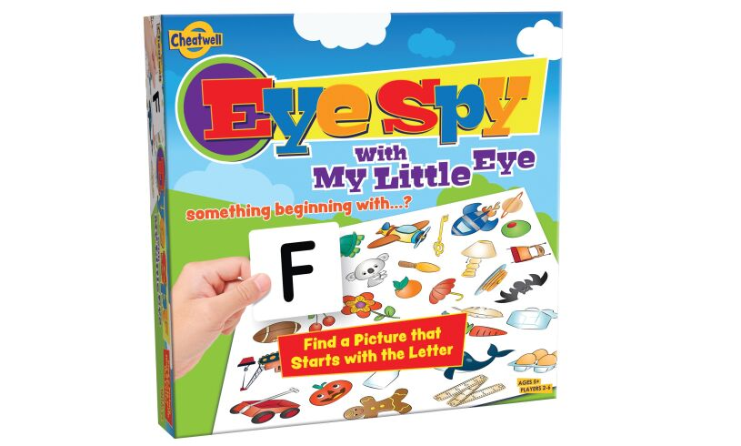 Eye Spy Cheatwell Games