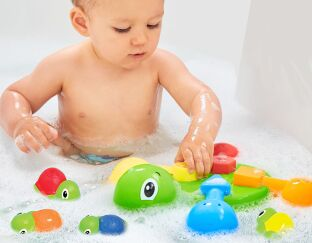 Turtle Tots Bathtime Fun