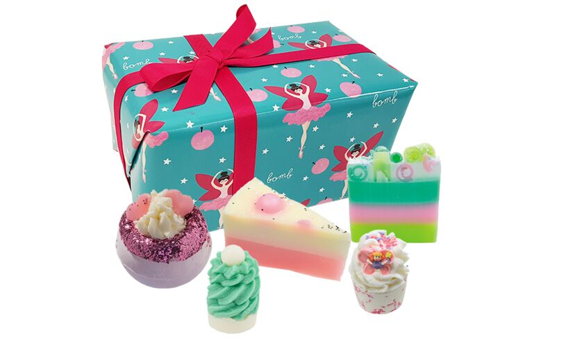 Sugar Plum Fairy Luxury Bath Gift Set