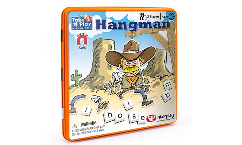 Take 'n' Play Hangman