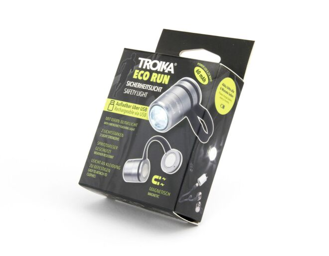 Troika Eco Run Safety Light